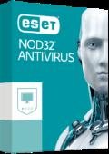 ESET NOD32 Antivirus  pro 1 počítač na 12 měsíců (elektronická licence)