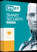ESET Smart Security Premium pro 1 počítač na 12 měsíců (elektronická licence)